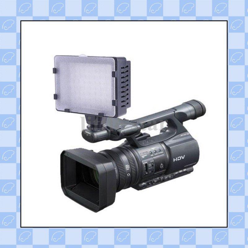 Hot Selling!CN-76 LED Video Camera Light Camcorder DV Lamp Light 5400K,Reatail Box