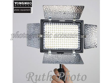wholesales Hot Sale!!!  YONGNUO YN160 YN-160 LED Video Light for DSLR Camera /DV Camcorder with tracking number