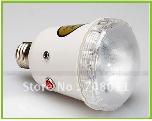 Photo Studio Light Slave Flash Bulb 45w E27 S45T 220 or 110V for a fill light or hair light in studio