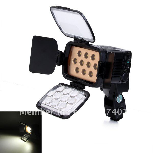 Free shipping Video camera Light LED-LBPS 1800 for Camcorder Camera DV