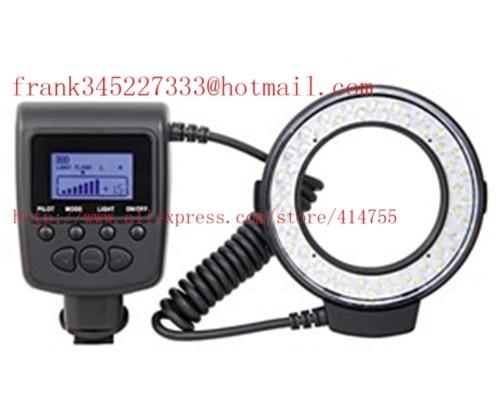 RF550 LED Ring Halo Flash Video Light for Camera DV Camcorder Lighting photograph lighting