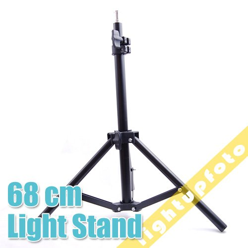 Listing 2219: Photo Video Light Stands Studio Stand 2ft 68cm NEW PSS1B