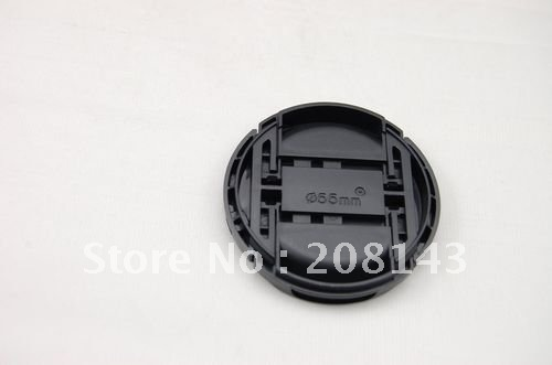 55mm Center Pinch Cap for Lens Camera
