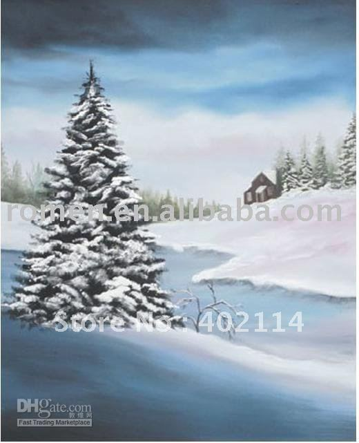 retail, popular muslin winter photo background online for Christmas and new year