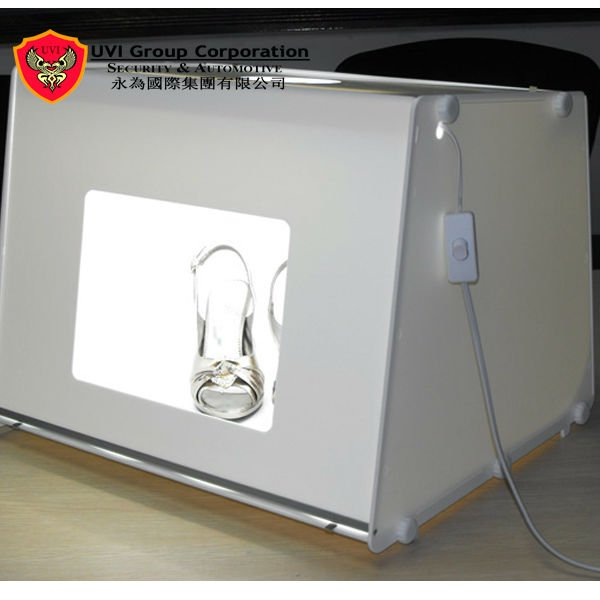 MK 50 Professional Photo Light Box For Jewelry and Shoes For Ebay Seller