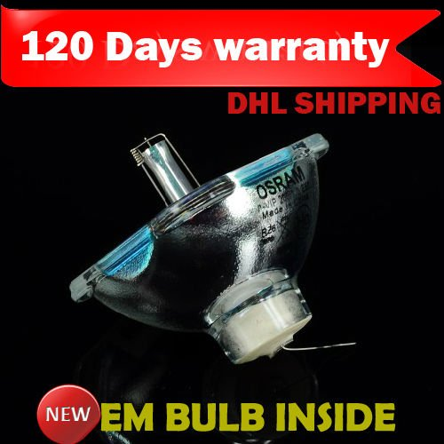 Projector Bulb only fit for EPSON ELPLP48 PowerLite 1716 OEM Original bulbs 120 Days warranty