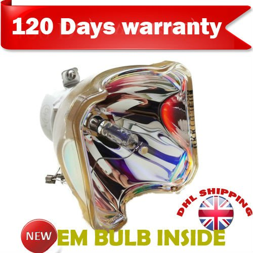 Projector Bulb only fit for Hitachi ED-X30 CP-X417 OEM Original bulbs 120 Days warranty Fast ship