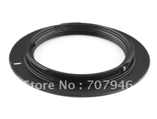 New M42 Lens to Minolta MA SONY AF Adapter for A33 A290 A390 A500 A550 black