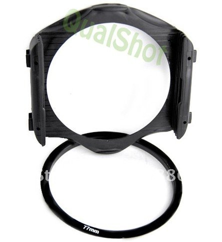 free + tracking  Holder & 1pcs 49-82mm adapter ring for Cokin P-series filter system
