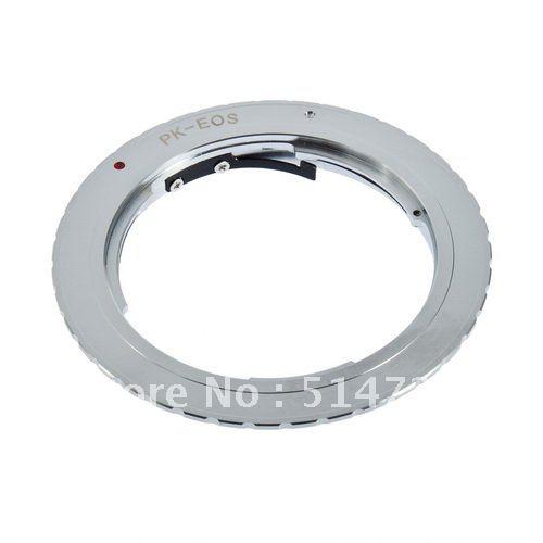 entax PK Lens to EOS EF Adapter for 550D 450D 500D 7D 5D