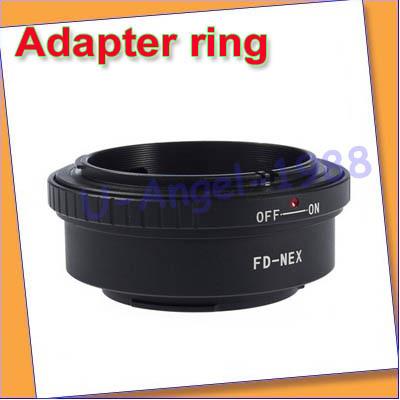 Register free shipping!!Adapter For Minolta FD mount lens to Sony E NEX-3 NEX-5 NEX Kamera Camera Cam