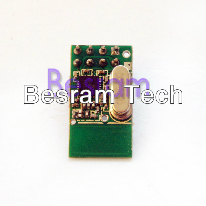 2PCS Wireless Transceiver Module 2.4GHz A7105/NRF24L01/CC2500/SI4432 500KBPS