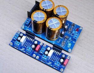 LM3886 Stereo 2.0 65W+65W Amplifier AMP Board + Power Supply Module