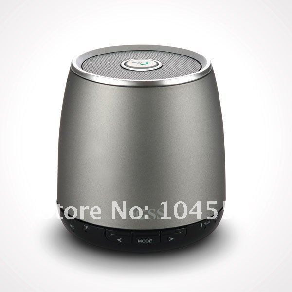 Free shipping Wireless Bluetooth TF Card Speaker New style of High Quality MINI DOSS DS-1188 For iPhone/iPad/Samsung/cellphone