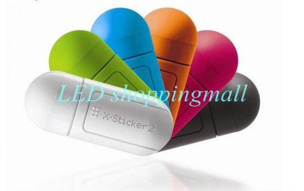 2012 New Vibration Stereo Speaker System MP3 MP4 Computer Cellphone Speaker musticker portable mini speaker Free shipping