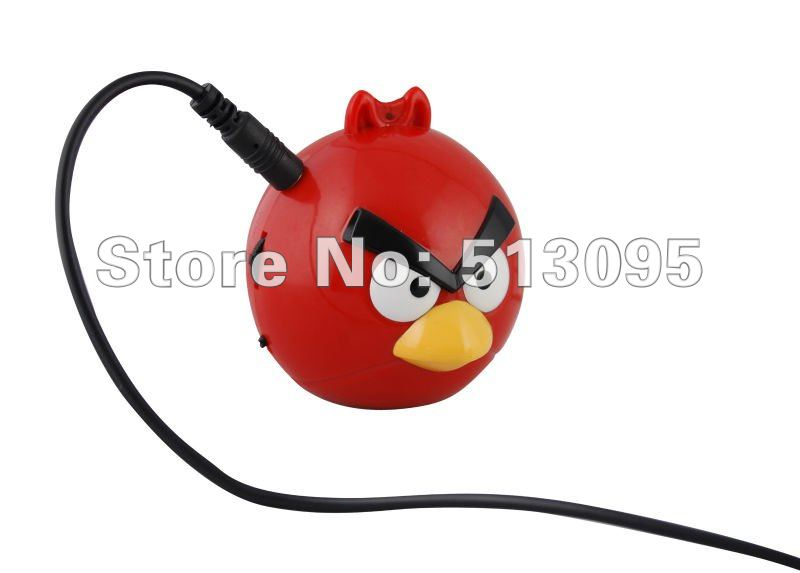 Most popular Raging Birds mini speakers, cartoon speaker