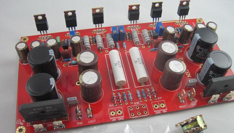 pass zen single -end class a headphone amplifier