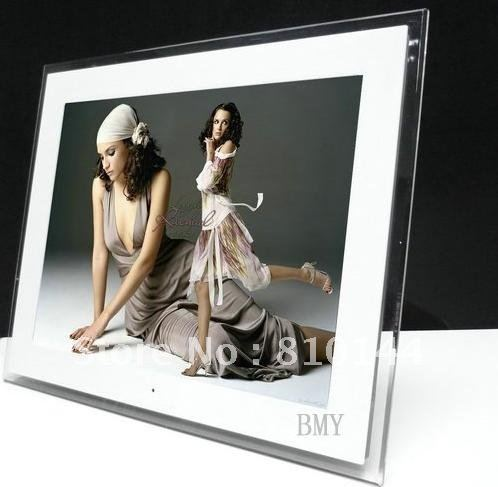 Hot sales!!! 14 inch High Definition TFT LCD Screen Digital Photo Frame DPF.