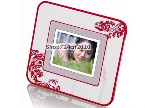 "New 2.4 "" digital photo/picture frame/album"