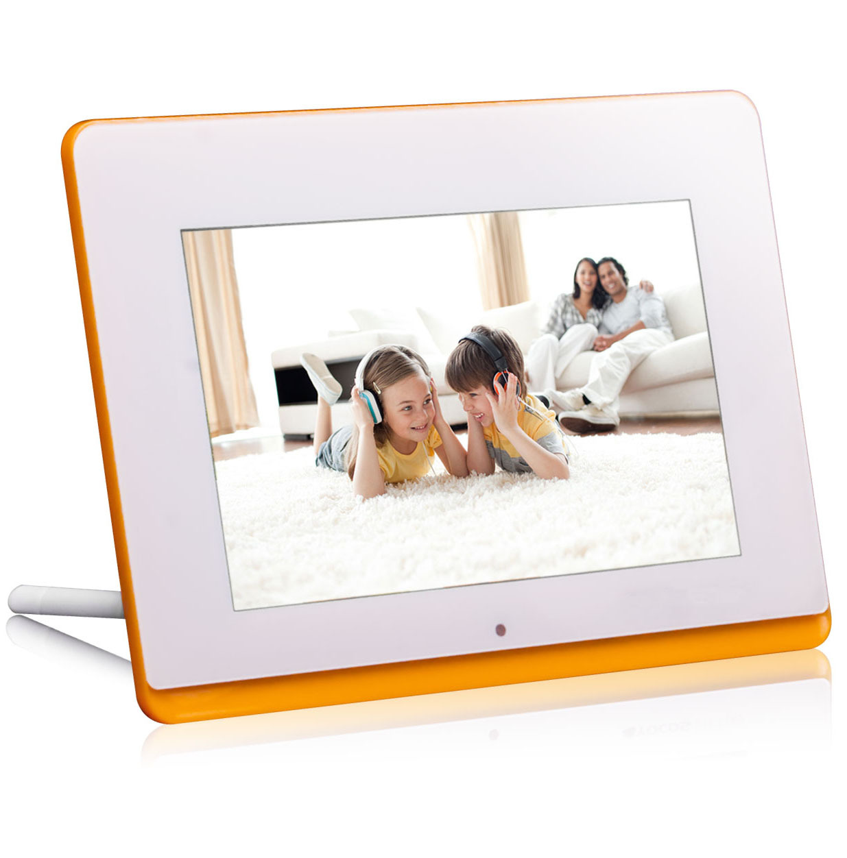 7 ultra-thin hd multifunctional digital photo frame digital photo album