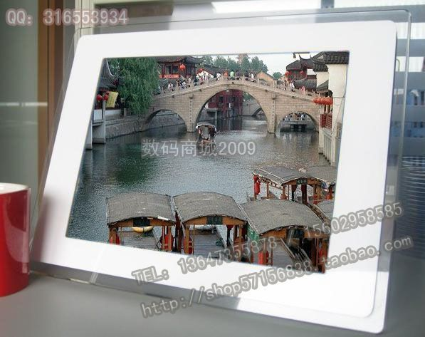 Original for sharp 1024 768 hd aa screen 12 digital photo frame electronic photo frame
