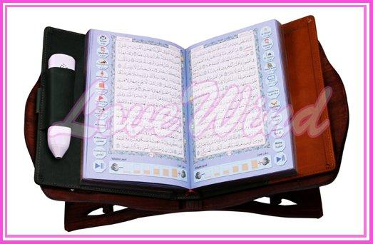 Digital Quran read pen A1 4GB TAJWEED Mushaf coran, Islam Muslim Alcoran digital learning pen 4G alkoran reading pen with camber