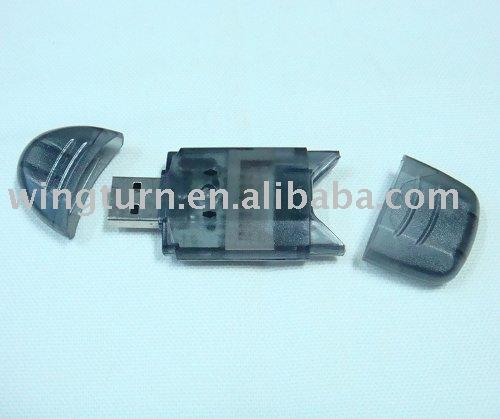 Single slot Card reader for Micro SD/MMC