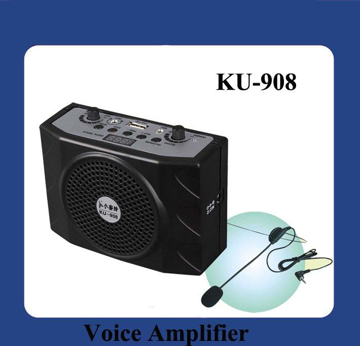 Remote Control Waistband amplifier Mini Portable Megaphone for Teaching & Tour guide & sales promotion microphone amplifier