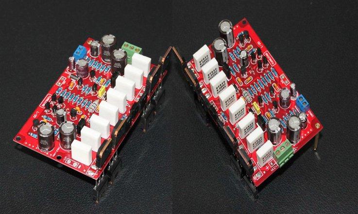F172# A Pair L20 Amplifier Board 350W L-20 DSPPA L-20 Pure Post-Amplifier