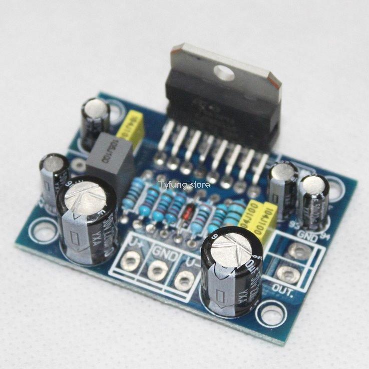 Freeshipping@ Audio Enthusiasts DIY AMP TDA7293 Amplifier Board Support BTL 85W DIY Amplifier Board