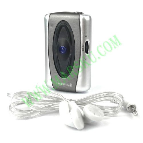 2011 NEW Listen Up Portable Personal professional Sound Amplifier #1555