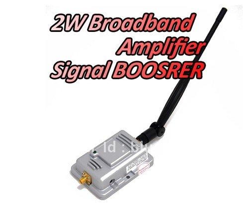 Free shipping!!2012 Mini 2.4Ghz 2W 33dBm 802.11b/g Wifi Wireless Broadband Amplifier Router Power Range Signal Booster