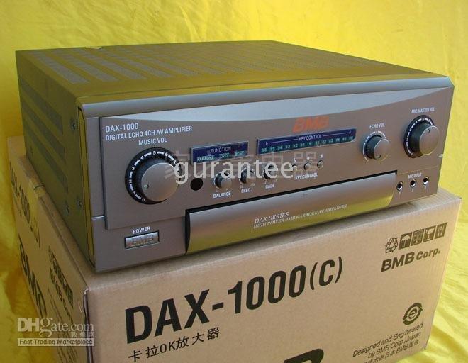 wholesale    BMB/DAX-1000 amplifier Japan's best sellingoriginal free microphone