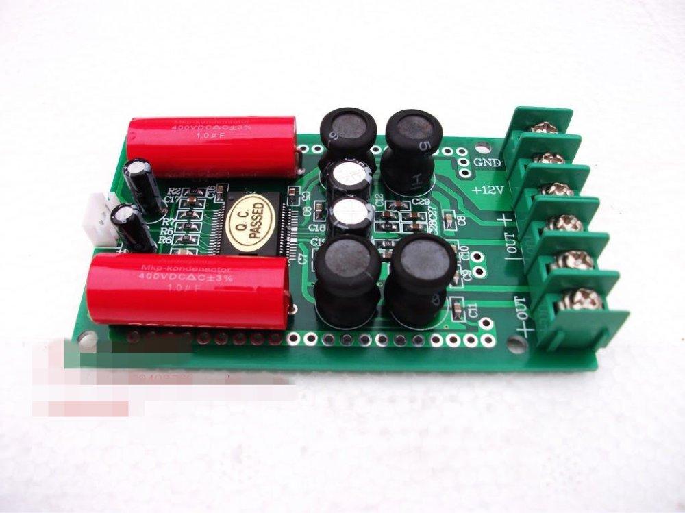 5pcs Mini TA2024 Amplifier Module Board 2x15W