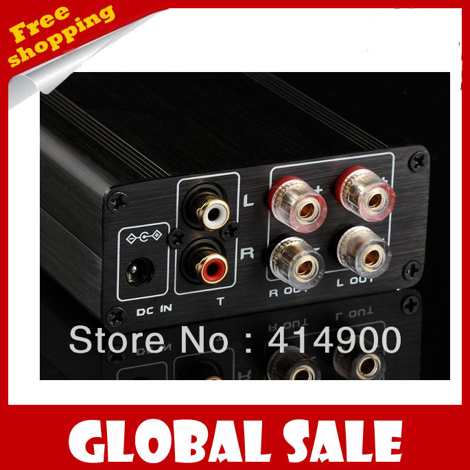 Guaranteed 100% TPA3123 T Amp diginal Amplifier 50W X2 included power supply +free shipping