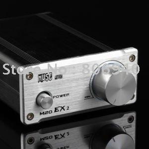 MUSE M20 EX TA2020 T-Amp Mini Stereo Amplifier 20WX2 Free shipping 10pcs