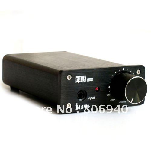 MUSE i15w TA2024 T-Amp Super Mini Stereo Amplifier 15WX2 B