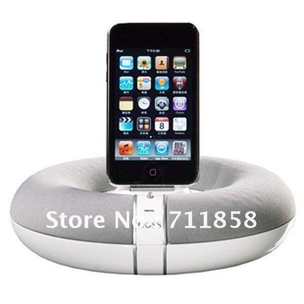 Free Shipping Speaker Box DS-860 Sound Speaker Amplifer Speaker for iPhone, iPod, Mobile Phone/ wholesale