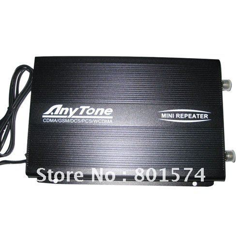 AT-6000D dcs Mobile Phone Signal Booster Repeater 60 db-- 250 Square Meters