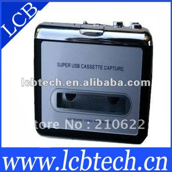 Good service& New arrival USB cassette player,Tape converter,Walkman,Tape to MP3 player
