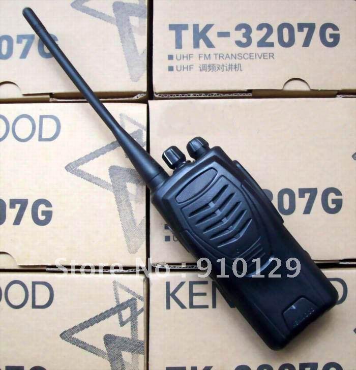 Two Way Radio TK-3207G UHF 440-480MHZ Radios 5W Walkie Talkie (Radio)