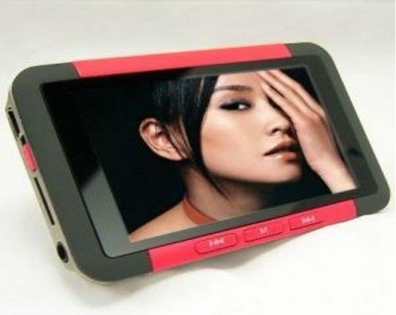 3.0 inch QVGA Screen 2GB MP5 Player with TV out 3 colors optional&free shipping