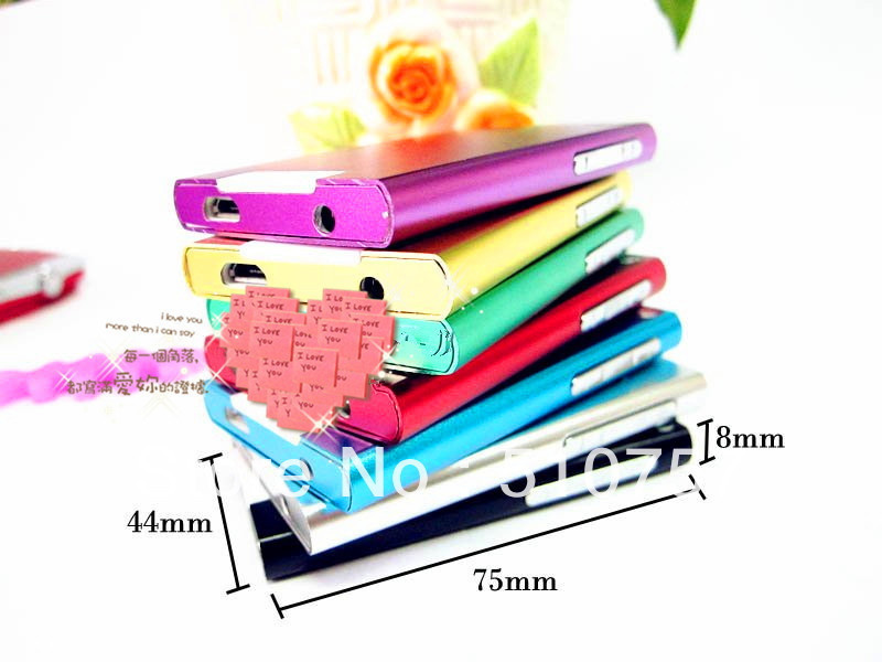 new!2.0''7th Gen mp4 Player,20pcs/lot free shipping!touch screen!hot 16GB mp3 player,in store,FULL SET!