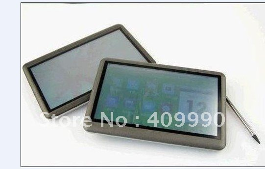 DHL  Wholesale,10pcs/lot Real 8G Slim MP5 player,4.3 inch full touch screen T8 MP5 music player,Free Shipping