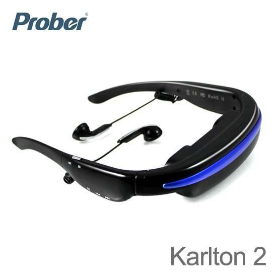 MP4 player video gift video eyewear best choice of fashion gift