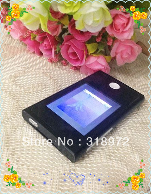 Free shipping 100pcs 16GB 7th Gen mp3 mp4 player full set package with 2.0'' touch screen,FM,Game,Photo,E-book,clock function