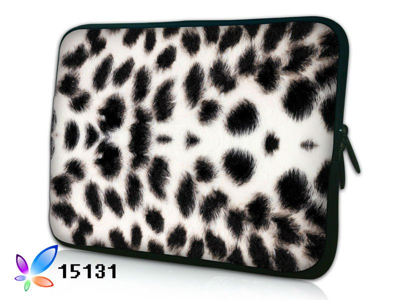 """Free Shipping,13""""13.3"""" Neoprene Leopard Shape Computer Protect Case Laptop Cover Pouch Sleeve"""