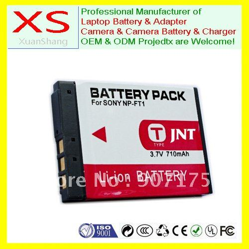 New NP-FT1 Battery for SONY Cyber-shot DSC Series Digital Camera