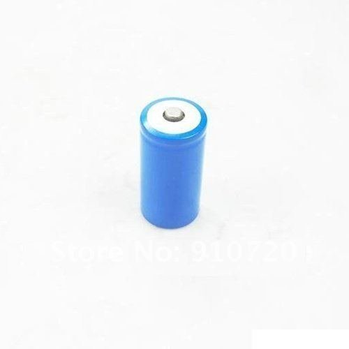 Mail Free+ 2PCs  Blue 25500 Battery 3.7V 5000 mAh Rechargeable Protected Li-ion Electric Tools Energy Storage Lamp Battery