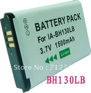 IA-BH130LB Battery for Samsung SMX-C14 SMX-C10 SMXC14 SMXC10